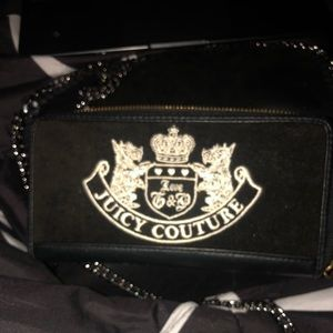 Brand new NWOT- Juicy Couture Scottie Wallet
